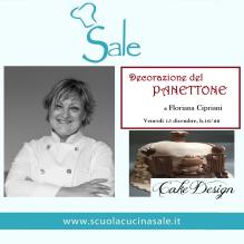 CORSO DI CAKE DESIGN NATALE