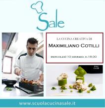 LA CUCINA CREATIVA DI MAX COTILLI