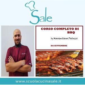 CORSO COMPLETO DI BBQ