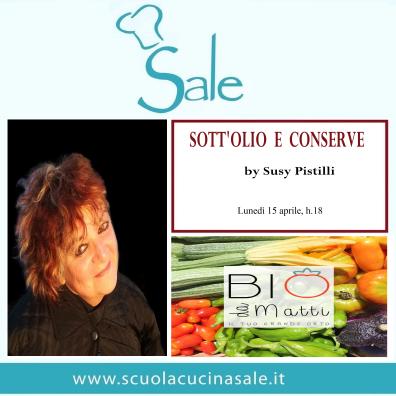 SOTT'OLIO E CONSERVE